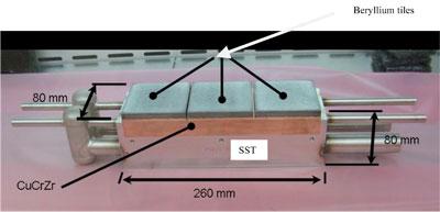 Figure 6: Test Heat Exchanger
