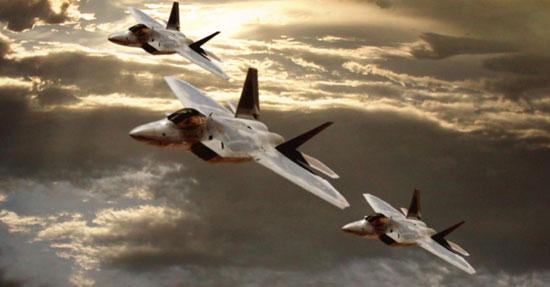 Figure 1: F-22 Raptor