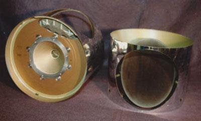 Figure 3: AMSU-B Hardware designed and fabricated